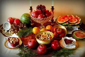 آداب و رسوم شب یلدا در یزد