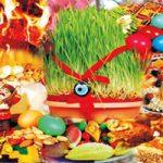 آداب و رسوم نوروزی باکو پایتخت جمهوری آذربایجان