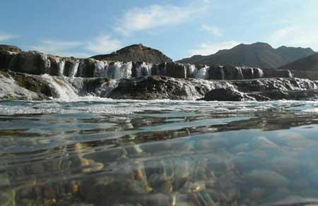 آبشار کیوان