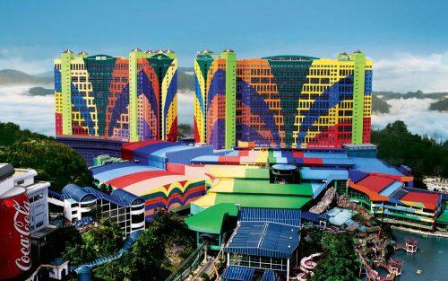 منظره های دیدنی مالزی