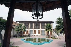 زیباترین عمارت ساری را ببینید ! +عکس