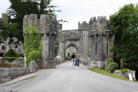 قلعه تاریخی آشفورد