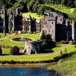 قلعه تاریخی آشفورد در ایرلند (+عکس)