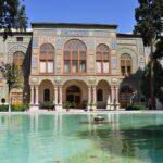 کاخ گلستان نگین کاخهای تهران
