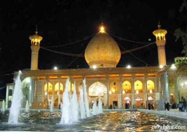 مساجد تاریخی شیراز از جاذبه های بی نظیر استان فارس