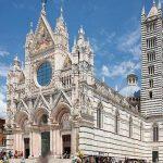 کلیسای جامع سیه نا در ایتالیا+عکس