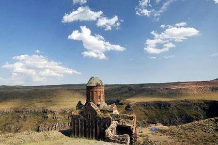 شهر آنی ارمنستان