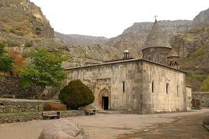 صومعه گغارد در ارمنستان (+تصاویر)