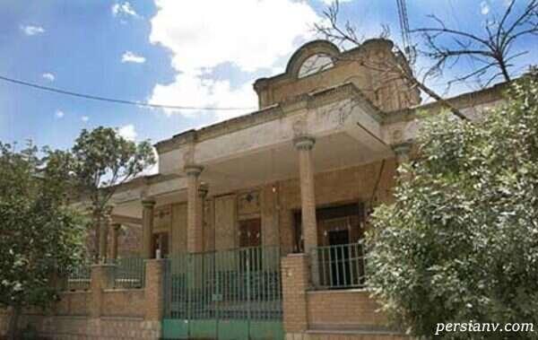 قلعه وکیل اراک یکی از آثار ملی ایران که به ثبت رسیده