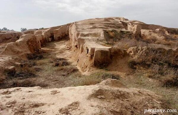 محوطه باستانی هفت تپه