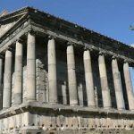 معبد گارنی در ایروان ارمنستان+تصاویر