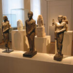 موزه ملی مصر و اشیای عتیقه در قاهره