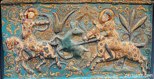 آثار تاریخی و هنری ایران
