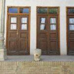 خانه تاریخی زند در قم بازمانده اواخر عصر قاجار