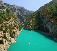 دره زیبا و دیدنی وردن در فرانسه همراه +تصاویر