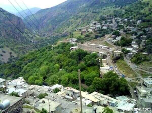 آشنایی با روستای دشه – کرمانشاه