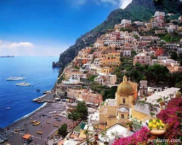 دهکده های ایتالیا