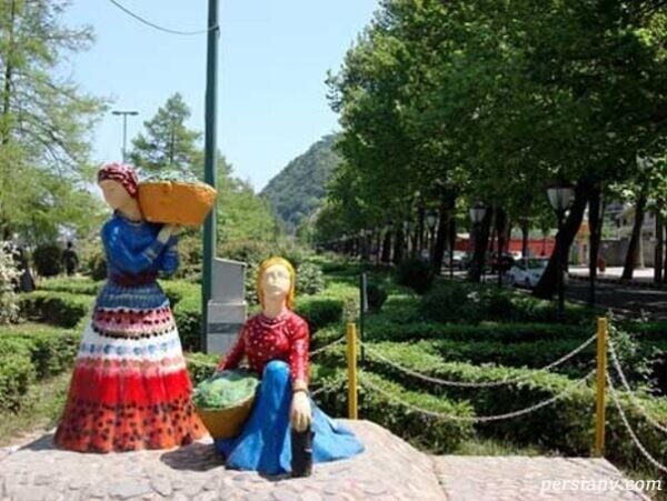 گردشگری لاهیجان و گیلان   آشنایی با جاذبه های گردشگری لاهیجان و گیلان