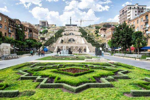 سفر با ماشین شخصی به ارمنستان