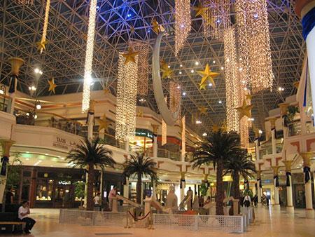 بزرگترین مرکز خرید جهان در دبی