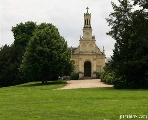 قلعه شامبوغ در فرانسه