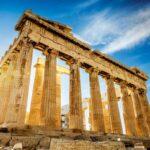 آشنایی با معبد پارتنون در یونان