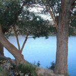 چشمه غربالبیز یزد یکی از دیدنی های این استان