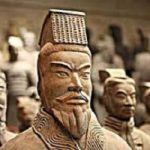 ارتش سفالین چین شی هوان ,امپراتور چین + تصاویر