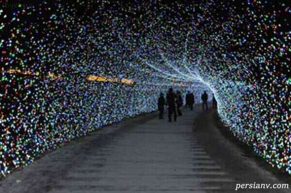 تونل روشنایی ژاپن
