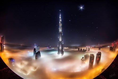 در سفر به دبی