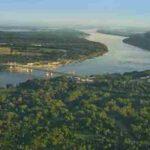 ۱۲ رودخانه برجسته دنیا