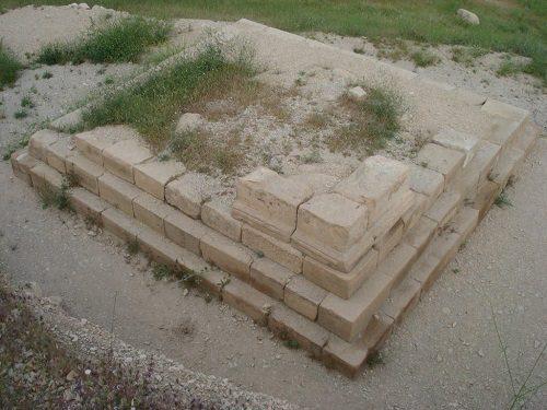 قصر مدفون شیرین و فرهاد+تصاویر