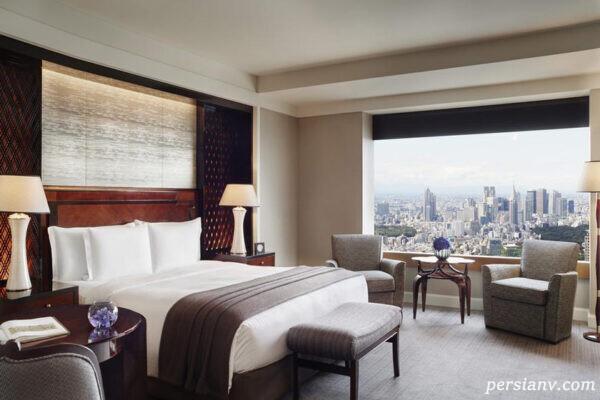هتل های گران