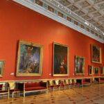 موزه زیبای آرمیتاژ در روسیه