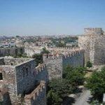 هفت برج یدیکوله استانبول +تصاویر
