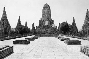 آشنایی با معبد چای واتانارام تایلند +تصاویر