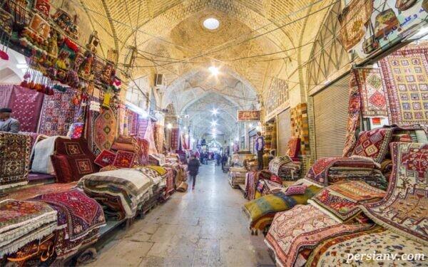 بازار های تاریخی ایران