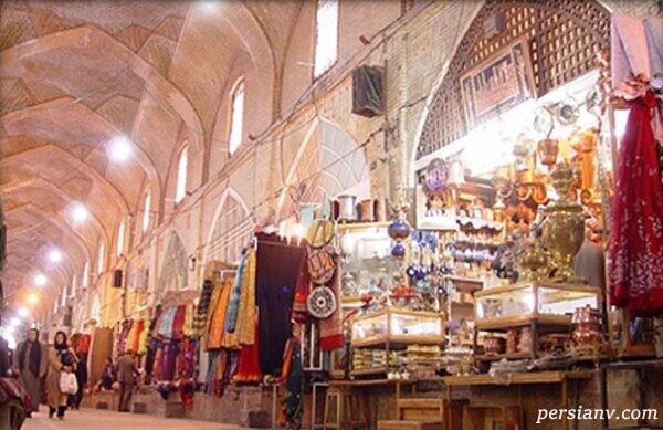 بازار وکیل از بازار های تاریخی