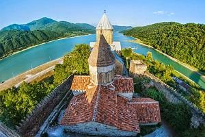 سفر با اتومبیل به گرجستان!+تصاویر
