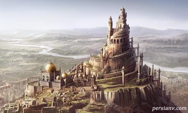 قلعه الموت قزوین +تصاویر