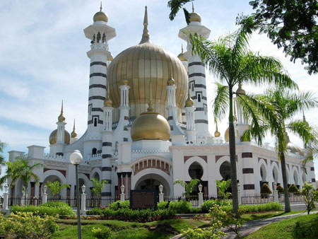 مسجد عبودیه مالزی