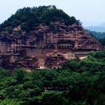 معماری دیدنی معبد بوداییان چین +تصاویر