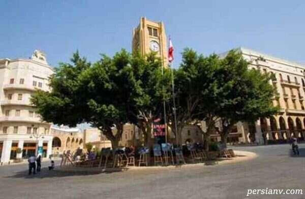لبنان ، عروس خاورمیانه