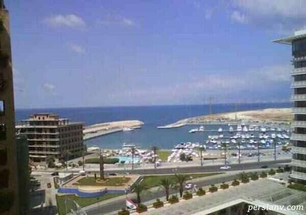 مناطق گردشگری لبنان
