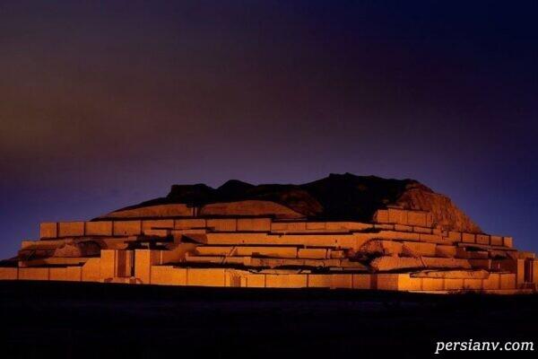 بناهای تاریخی شوش