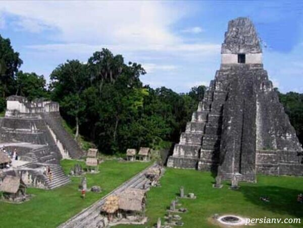 شهر باستانی تیکال، گواتمالا