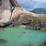 صخره های مادربزرگ و پدربزرگ در تایلند+تصاویر