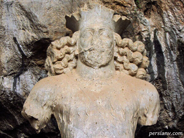 غار شاپور اول ساسانی را بشناسید
