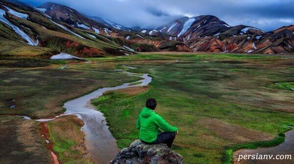 مناطق طبیعی ایران