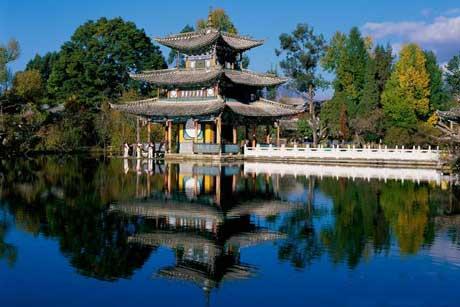 چین کشوری افسانه ای